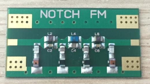 Band reject 88 110 mhz for Radio boden 98 2 mhz