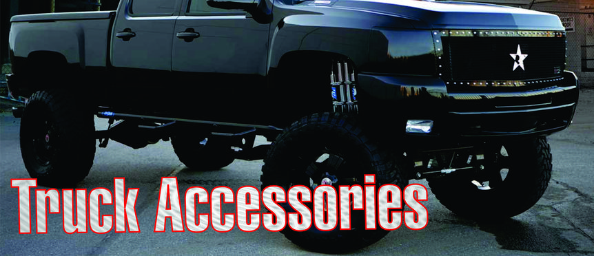 Truck-accessories-air-horn-step-bars-horn-blasters-Canton Akron Alliance Massillon Ohio