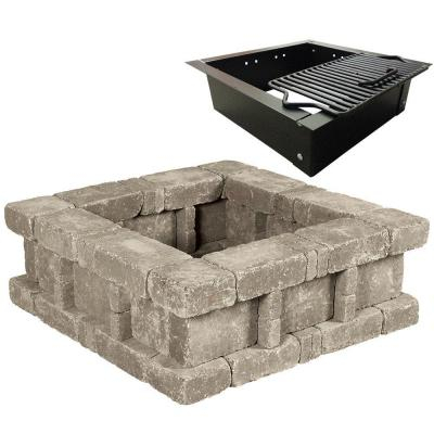 Fire pits for Square fire ring