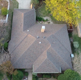 Residential roofing in Dallas