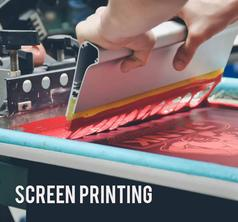 Screen Printing and Clothing Catalogs