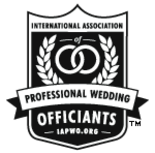 Logo of International Association of Professional Wedding Officiants