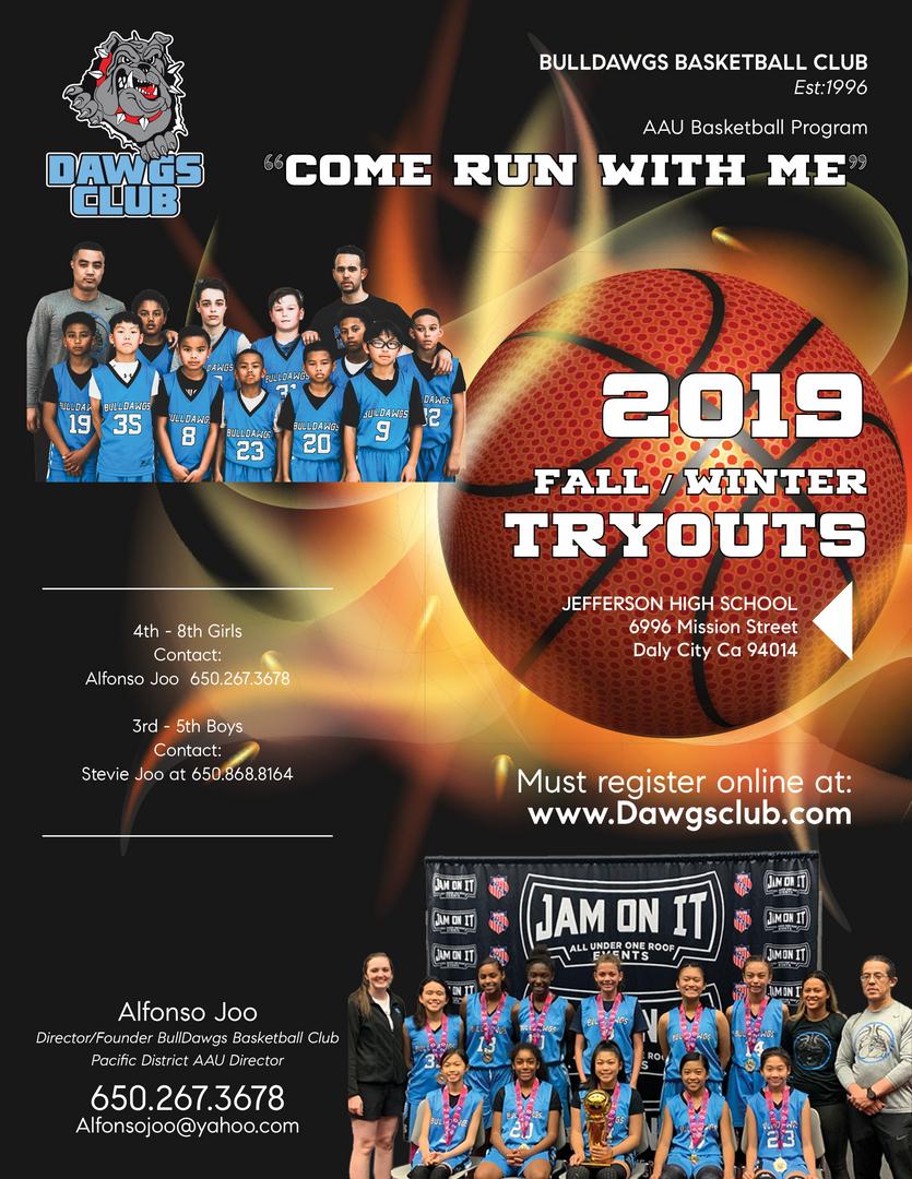 Bulldawgs Basketball Club - Aau Basketball, Youth Basketball