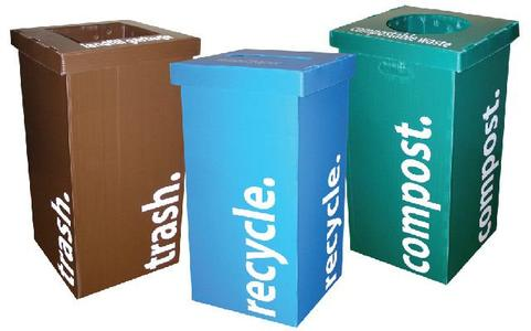 Recycling Recycle Containers