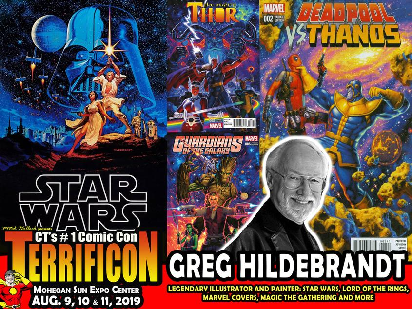 Greg Hildebrandt TERRIFICON