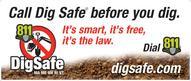 Dig Safe® official logo