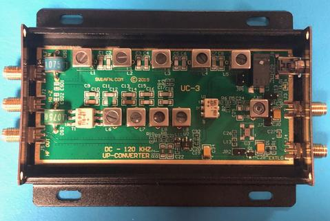 VLF LF Up-Converter for SDR or Analog Receivers