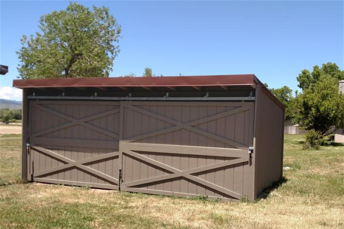 Storage Shed, Sliding door, shed, sheds, run-in sheds