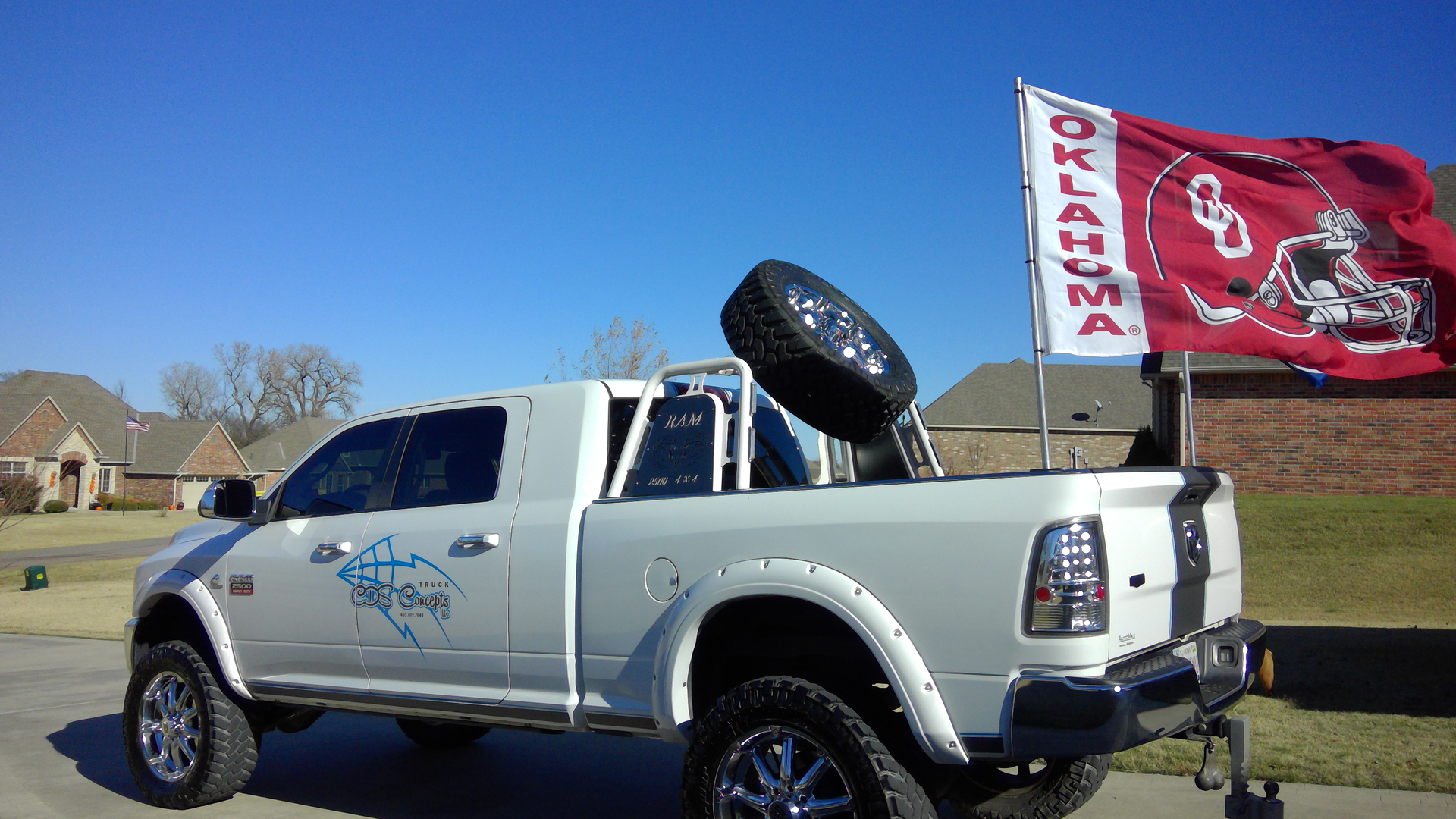 Truck Bed Cargo Unloader Flag Pole Mount For Truck Bed Gorgeous Anyone Ever Make A ...