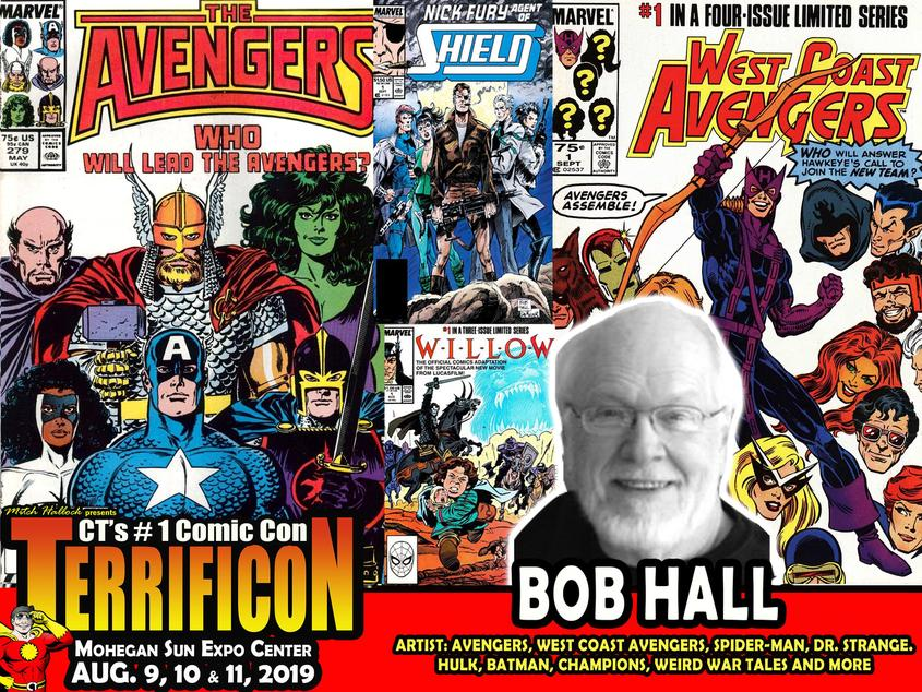 bob hall TERRIFICON