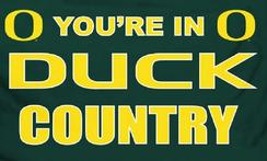 University_Of_Oregon_Ducks_Flags_Country_You're_in_3 X_5_NCAA
