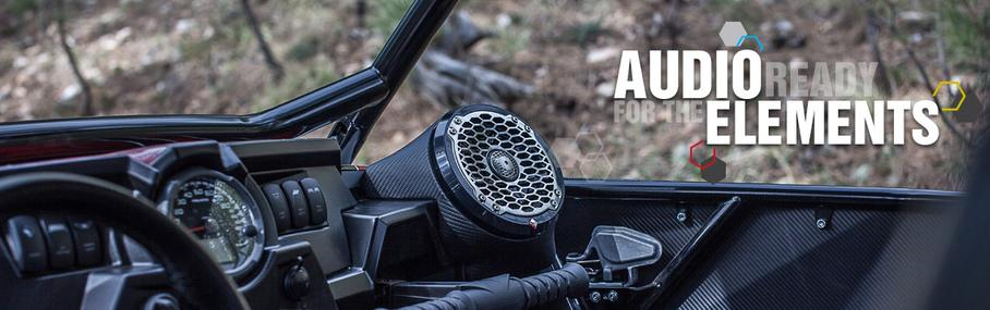 Side by Side Audio Polaris Can-Am Canton Stow Ohio