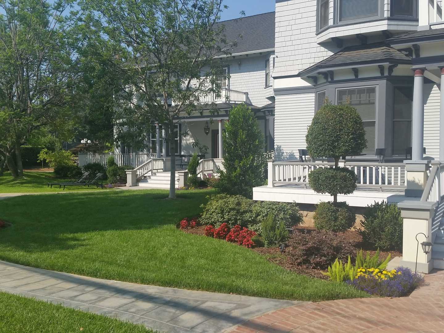Admirable Landscape Design Services Best In Redlands And Inland Empire Download Free Architecture Designs Grimeyleaguecom