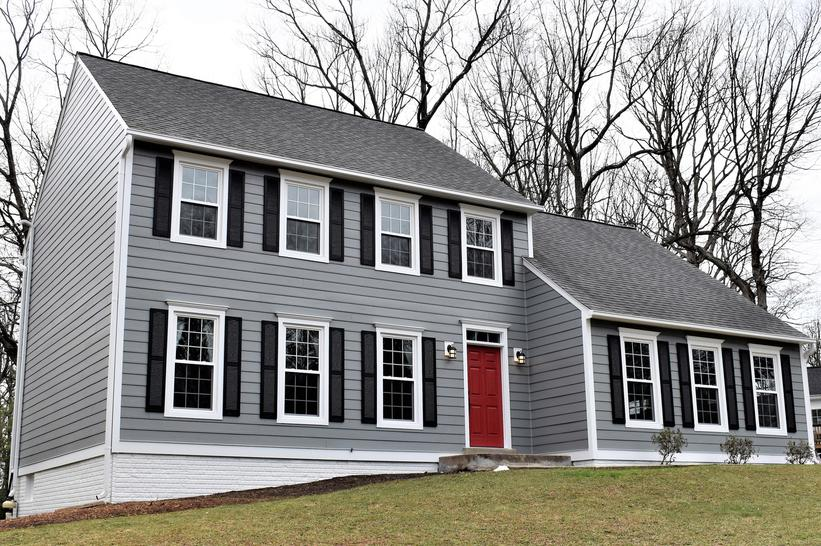 Hardie Lap Siding Contractors Ellicott City, MD
