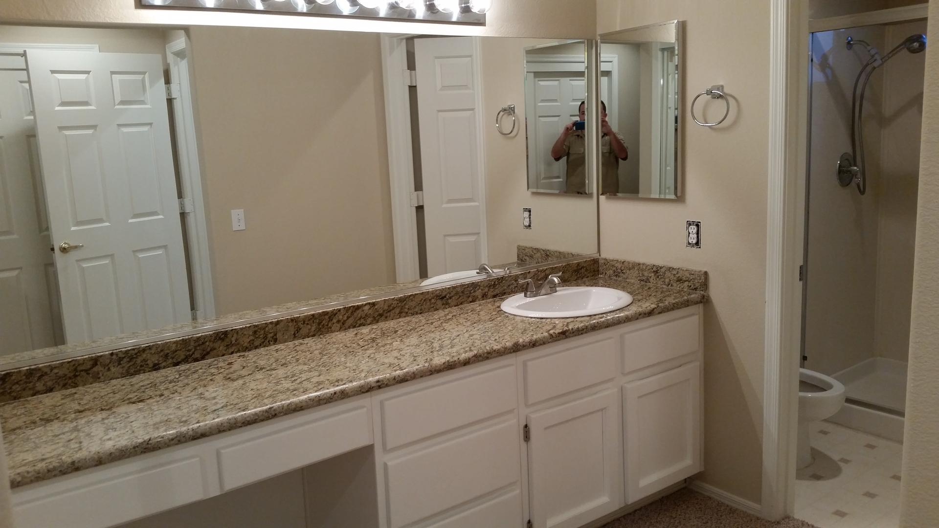Kitchen & Bathroom Remodel Flood Remediation First Source