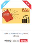 ISBN for self publishers