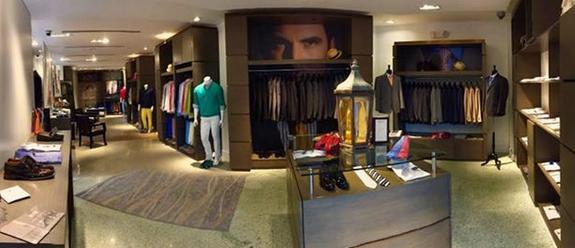 Italian Fashion House for Men, home of the Racer Collection .