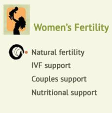 Natural fertility, IVF support, Couples and Nutritional support at Ondol, Toowong
