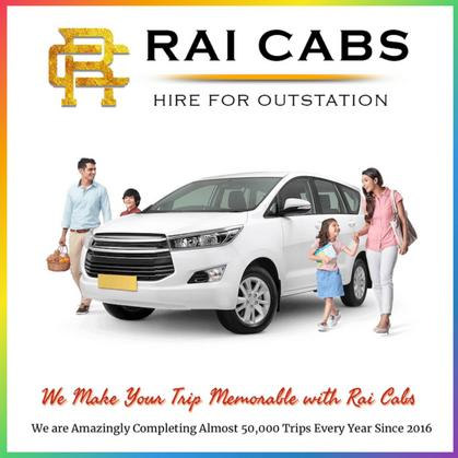 Best Outstation Taxi service