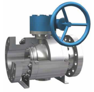VAN BI - SUN VALVE - HÀN QUỐC ,THÉP ĐÚC -3-PC FORGED STEEL TRUNNION BALL VALVE