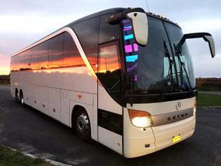 50 Passenger Party Bus rental NYC