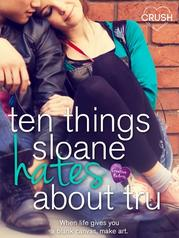Ten Things Sloane Hates About Tru Tera Lynn Childs