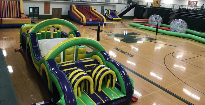 Obstacle Course Rentals Chatsworth GA