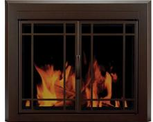 Pleasant Hearth Fireplace Doors