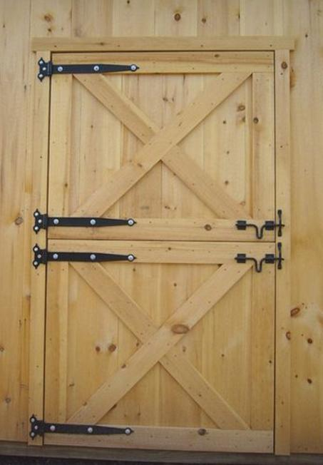 Dutch door, solid wood door, horse stalls, dividers, loafing sheds, pole barn, row barn, kick board, dutch door, row barn, aisle barn, storage shed, alpaca sheds