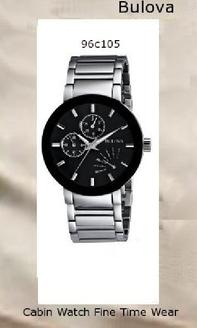 Bulova Men's 96C105,mvmt watches men