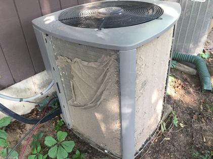 Save Money Clean your Air Conditioner Condenser