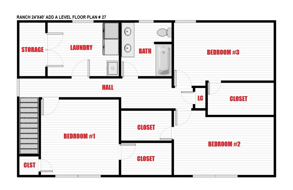 Ranch Add-a-Level packages and pricing | North Jersey Pro ... on 8x16 house floor plans, 28x28 house floor plans, 28x48 floor plans, 36x36 house floor plans, 24 by 40 house floor plans, 12x20 house floor plans, 12x40 house floor plans, 20 x 24 house plans, 12x36 house floor plans, 36x48 house floor plans, 16x24 house floor plans, 32x48 house floor plans, cool house floor plans, 10x30 house floor plans, 2 bedroom cottage house plans, 20x24 house floor plans, 16x16 house floor plans, 14x28 house floor plans, sims 4 house floor plans, 24x44 house floor plans,