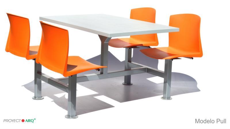 Muebles para comedores industriales for Concepto de comedor industrial