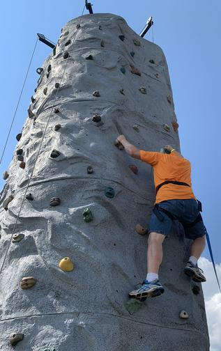 Portable Rock Wall Rentals Cleveland TN