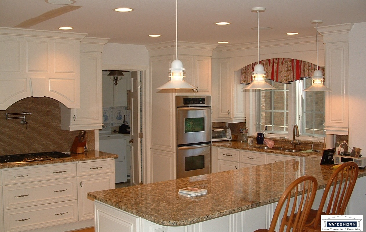 Kitchen Bath Remodeling Arlington Heights IL. - Weshorn Remodeling