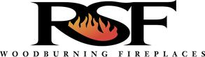 RSF fireplaces logo