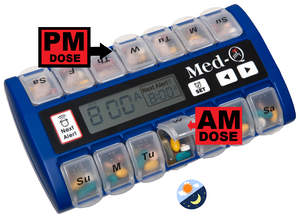 Pill Reminder with alarms