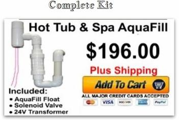 HotTub/Spa AquaFill (CompleteKit)