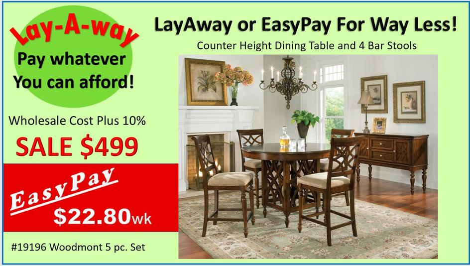 Dining Room Deal 3 Inquire