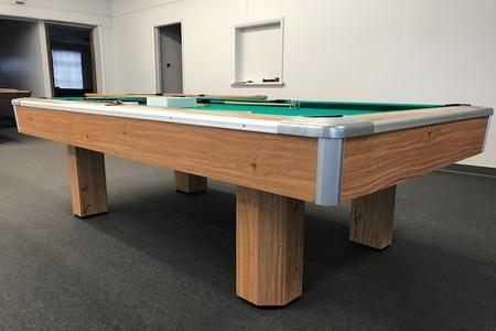 PreOwned Pool Tables - How long is a pool table