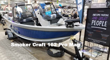 Smoker Craft, Pro Angler, Fishing Boat Sales, Outdoors, Fishing, Evinrude, Fisher's Marina
