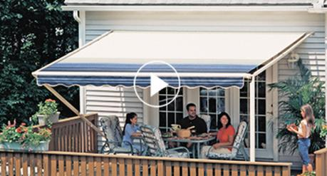 Sunsetter Awnings Free Home Estimate Call Now