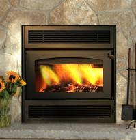 Kozy Heat Wood Fireplaces