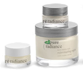 Pure Radiance Natural Skin Care products, organic anti aging skin care products, Anti Wrinkle cream, eye cream, night cream, retinol