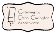 catering by debbie convington wedding catering