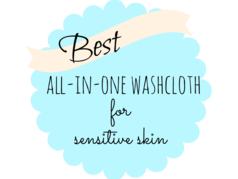 Original washcloths best for sensitive skin