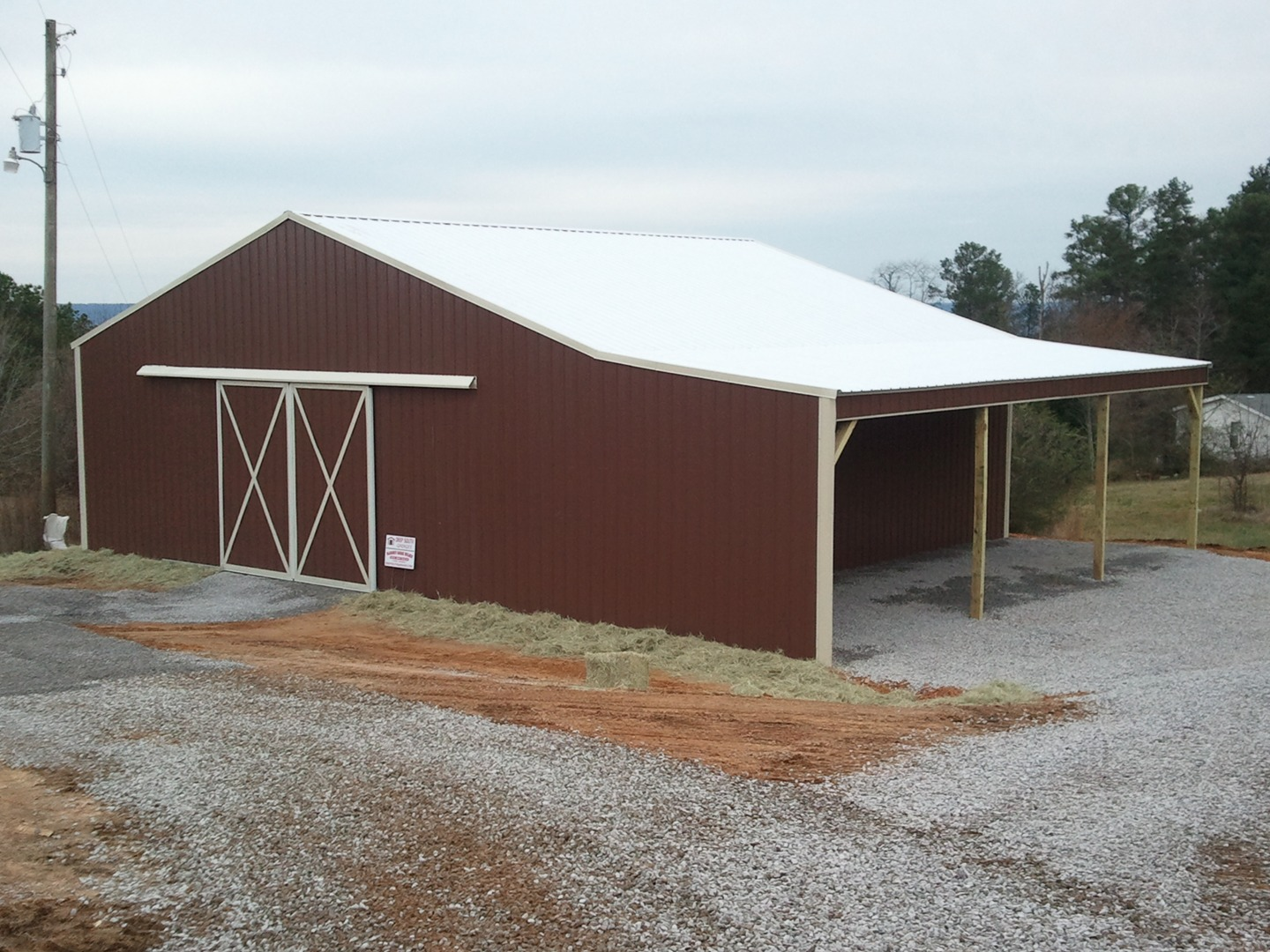 barns customer storage projects barn garages september pole tall s lg large building