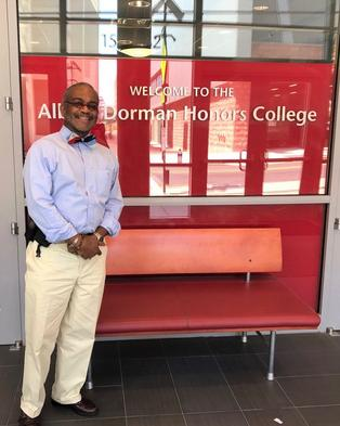Dr Paul Lowe Admissions Advisor Idependent Educational Consultant Albert Dorman Honors College