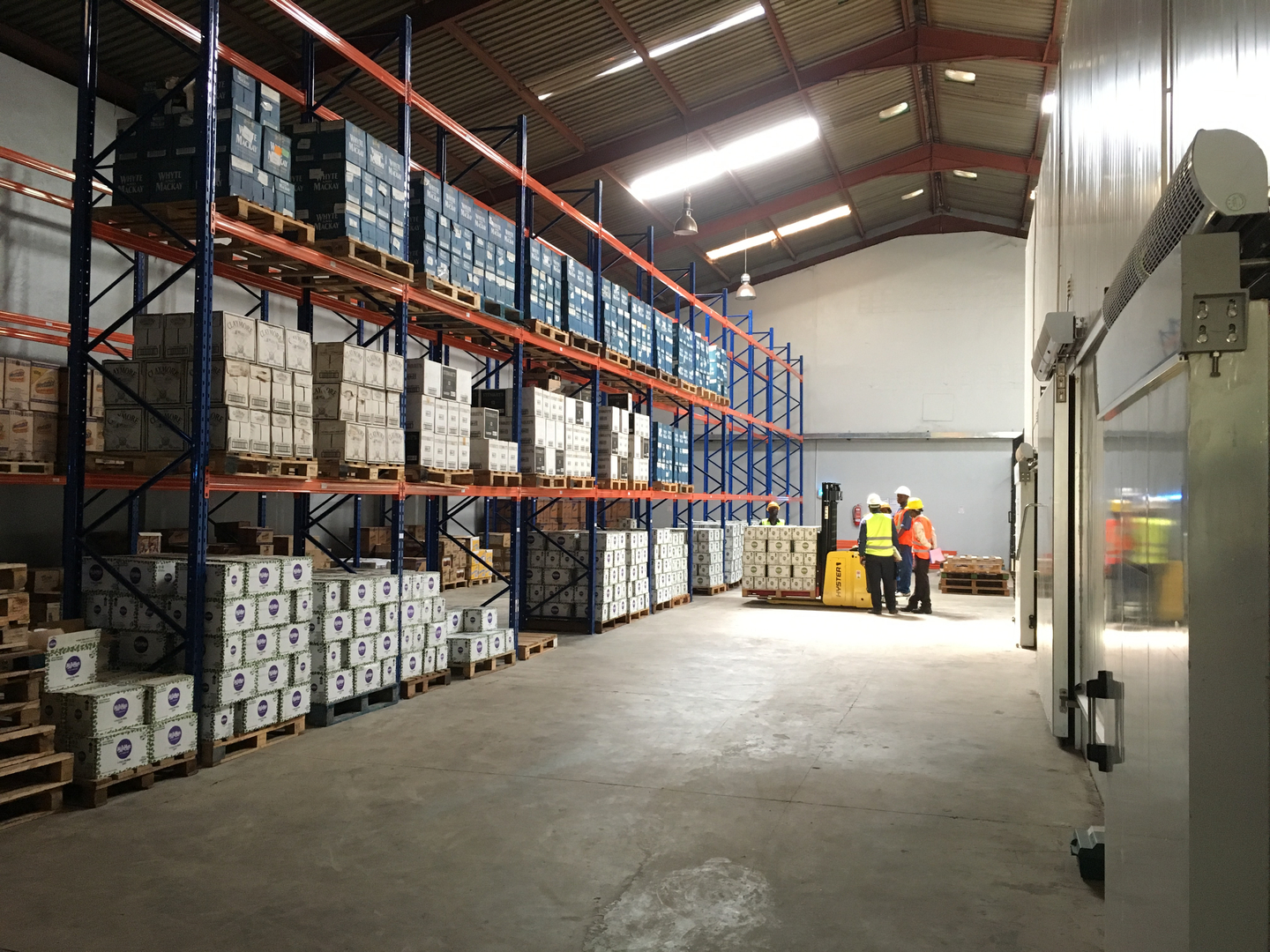 Kazi Food Logistics Ltd  - Cold Storage Services, Cold Room Design