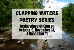 Clapping Waters Poetry Series